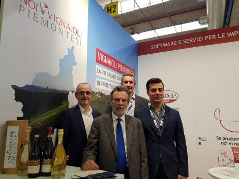 vignaioli piemontesi a Vinitaly 2019