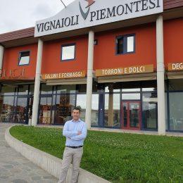 Davide Viglino nuovo direttore Vignaioli Piemontesi