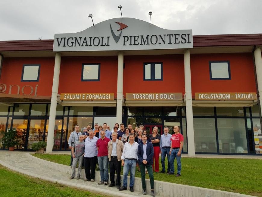 Vignaioli  Piemontesi | Il mondo Vignaioli
